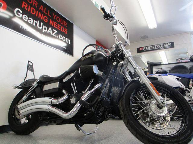 2012 Harley-Davidson Dyna® Street Bob® in Lake Havasu City, Arizona - Photo 12