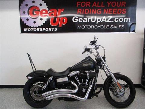 2012 Harley-Davidson Dyna® Street Bob® in Lake Havasu City, Arizona - Photo 11