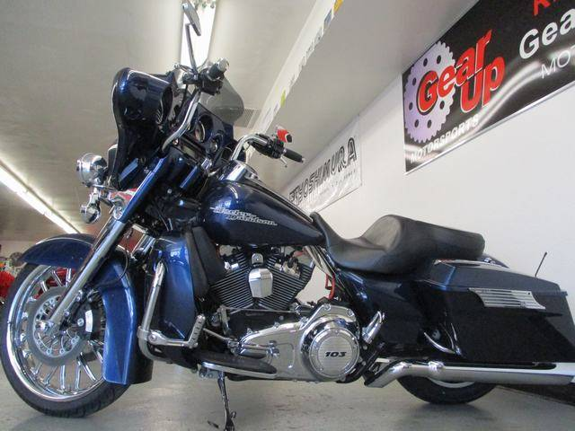 2012 Harley-Davidson Street Glide® in Lake Havasu City, Arizona - Photo 1