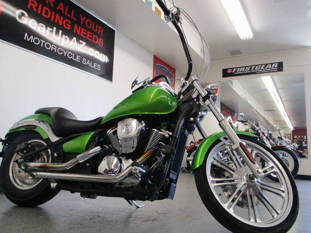 2008 Kawasaki Vulcan® 900 Custom in Lake Havasu City, Arizona