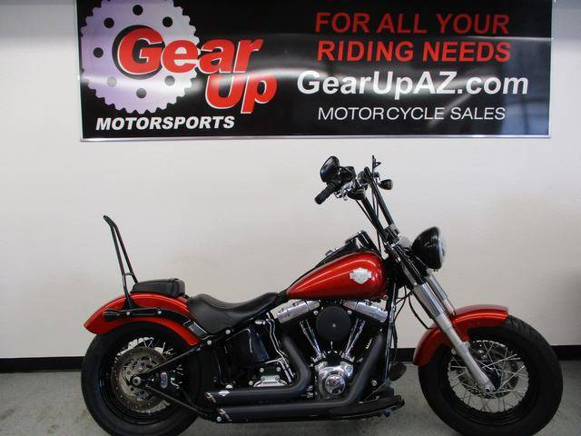 2014 Harley-Davidson Softail Slim® in Lake Havasu City, Arizona
