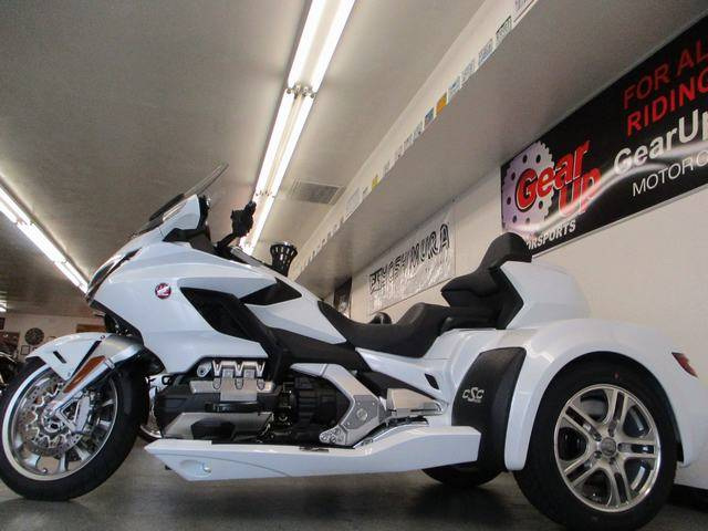 2018 Honda Gold Wing Tour Automatic DCT for sale 199761