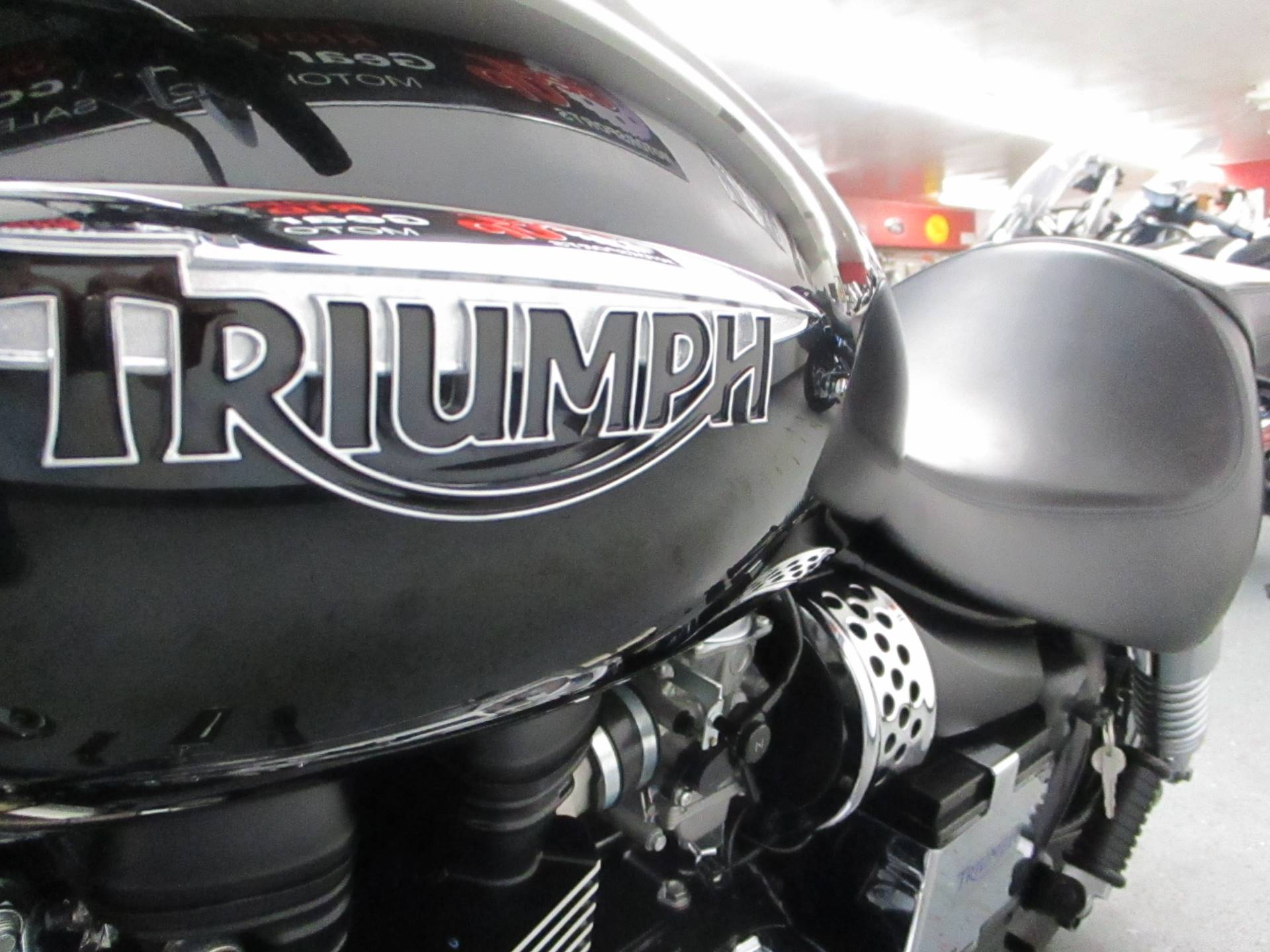 2011 Triumph America in Lake Havasu City, Arizona