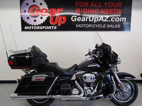 2011 Harley-Davidson Electra Glide® Ultra Limited in Lake Havasu City, Arizona - Photo 15