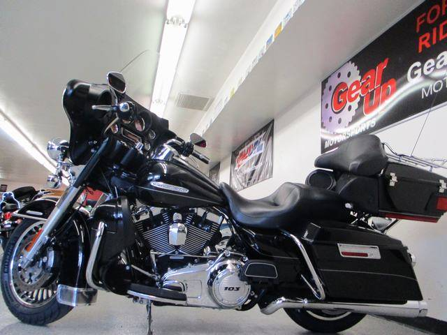 2011 Harley-Davidson Electra Glide® Ultra Limited in Lake Havasu City, Arizona - Photo 1