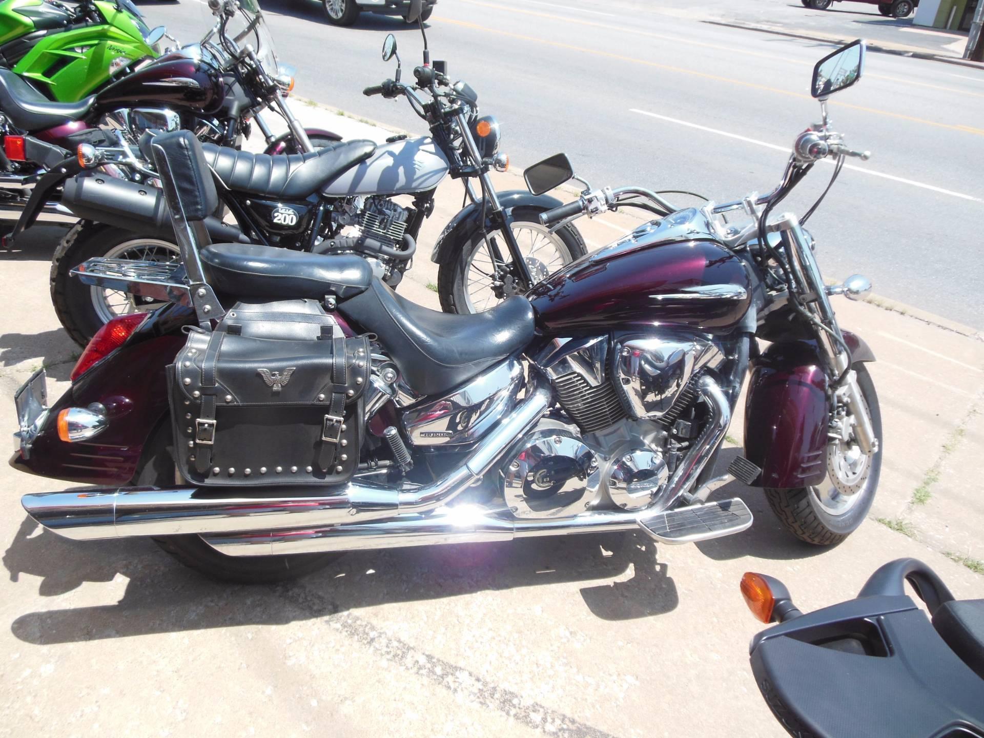 Used 2007 Honda VTX™1300R Motorcycles in Tulsa, OK | Stock Number: N/A