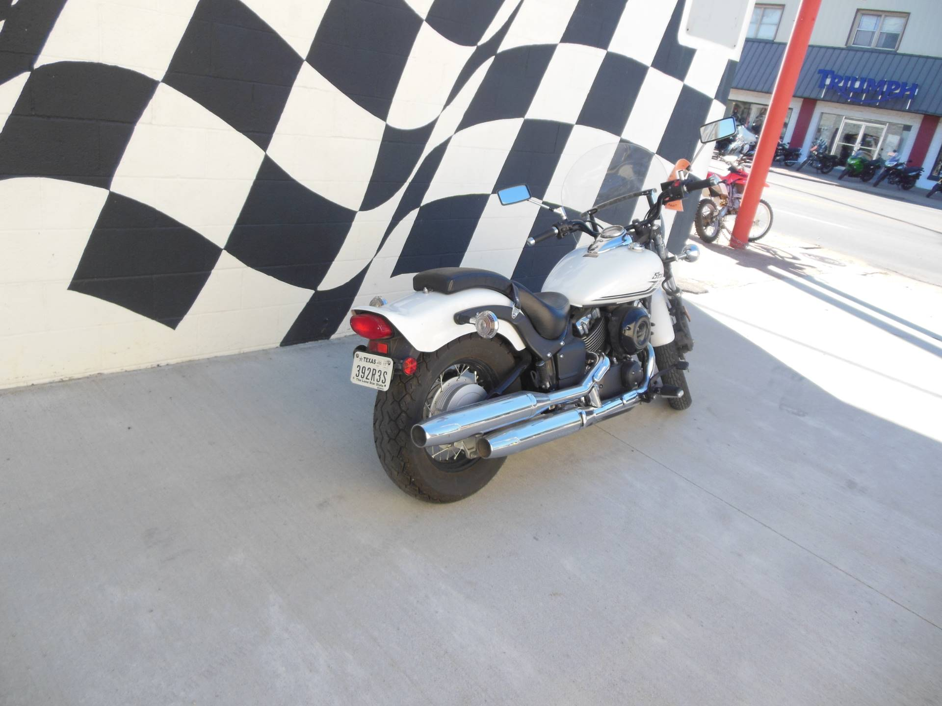 2016 Yamaha V Star 650 Custom in Tulsa, Oklahoma