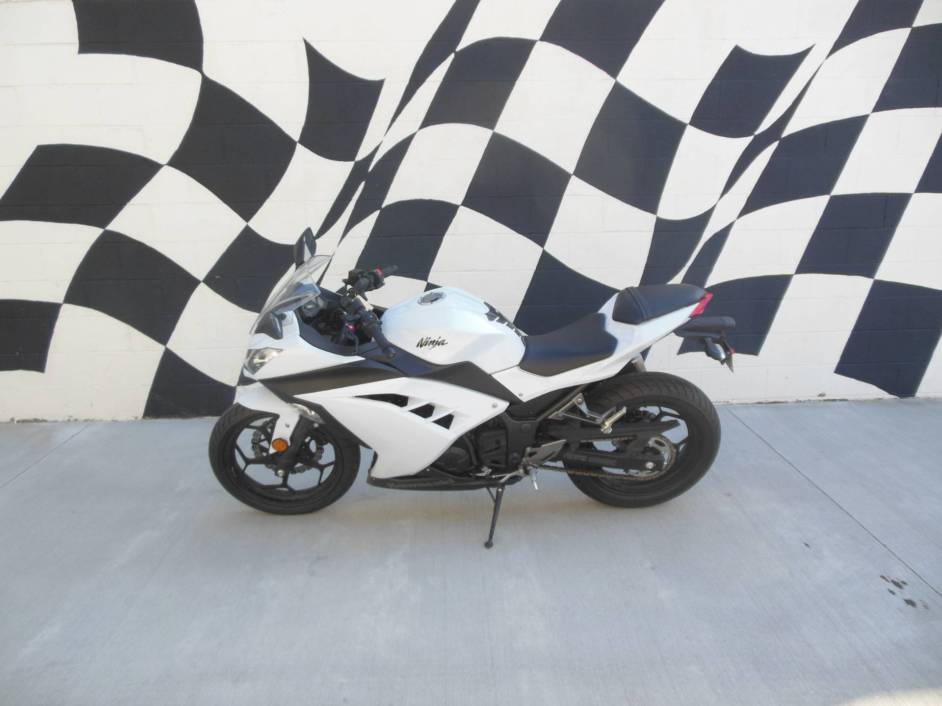 2013 Kawasaki Ninja 300 for sale 36302