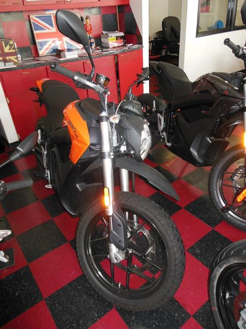 2016 Zero Motorcycles DS ZF13.0 in Tulsa, Oklahoma