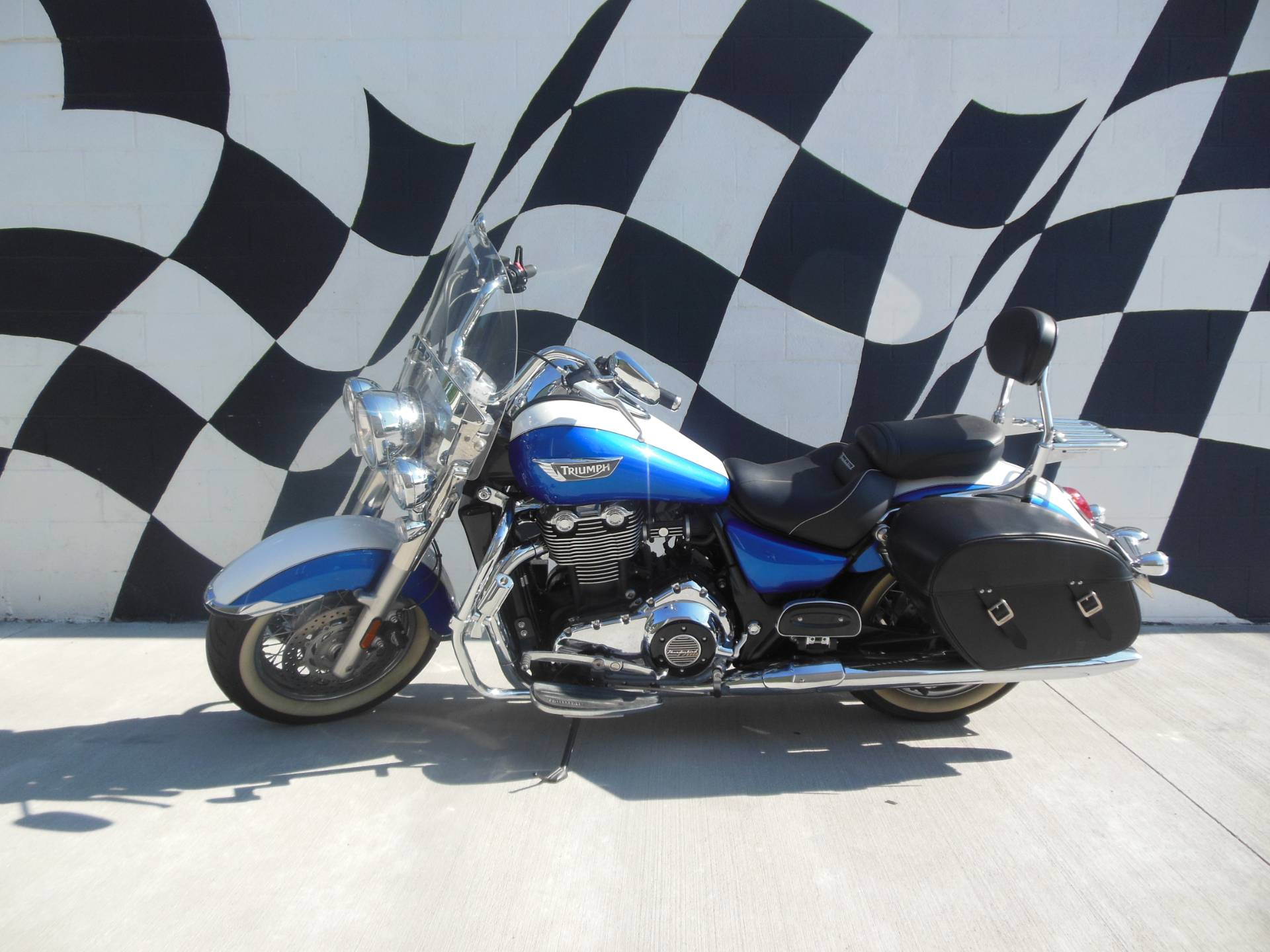2015 Triumph Thunderbird LT ABS for sale 21140