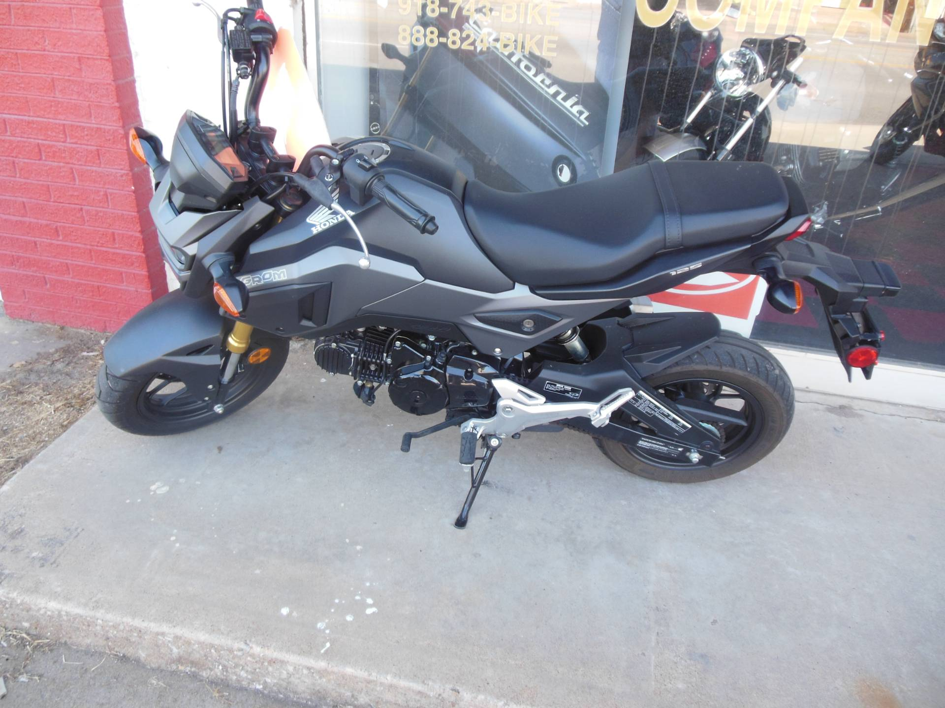 2017 Honda Grom for sale 14731