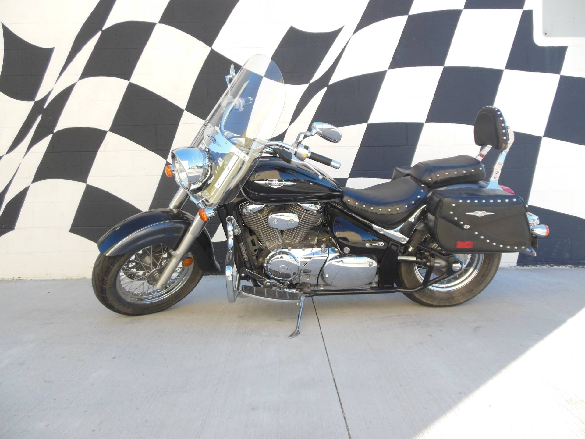 2011 Suzuki Boulevard C50T for sale 32313