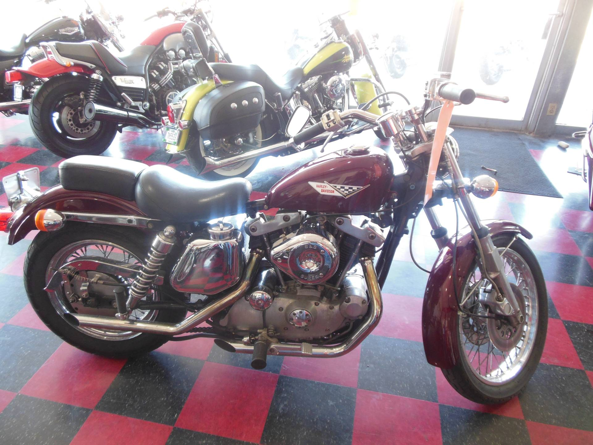 1976 Harley-Davidson XL 1200 N for sale 44324
