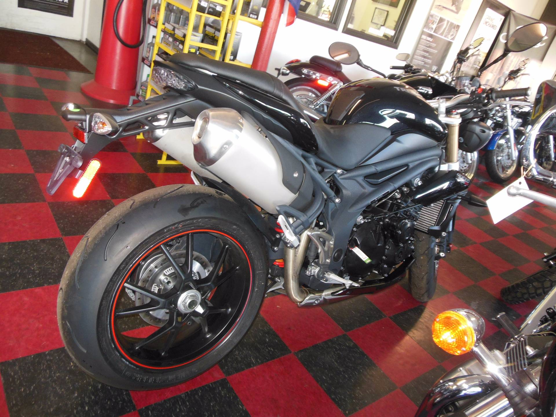 2015 Triumph Speed Triple ABS for sale 26811