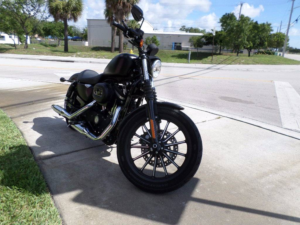 2015 Harley-Davidson Iron 883™ in Pompano Beach, Florida