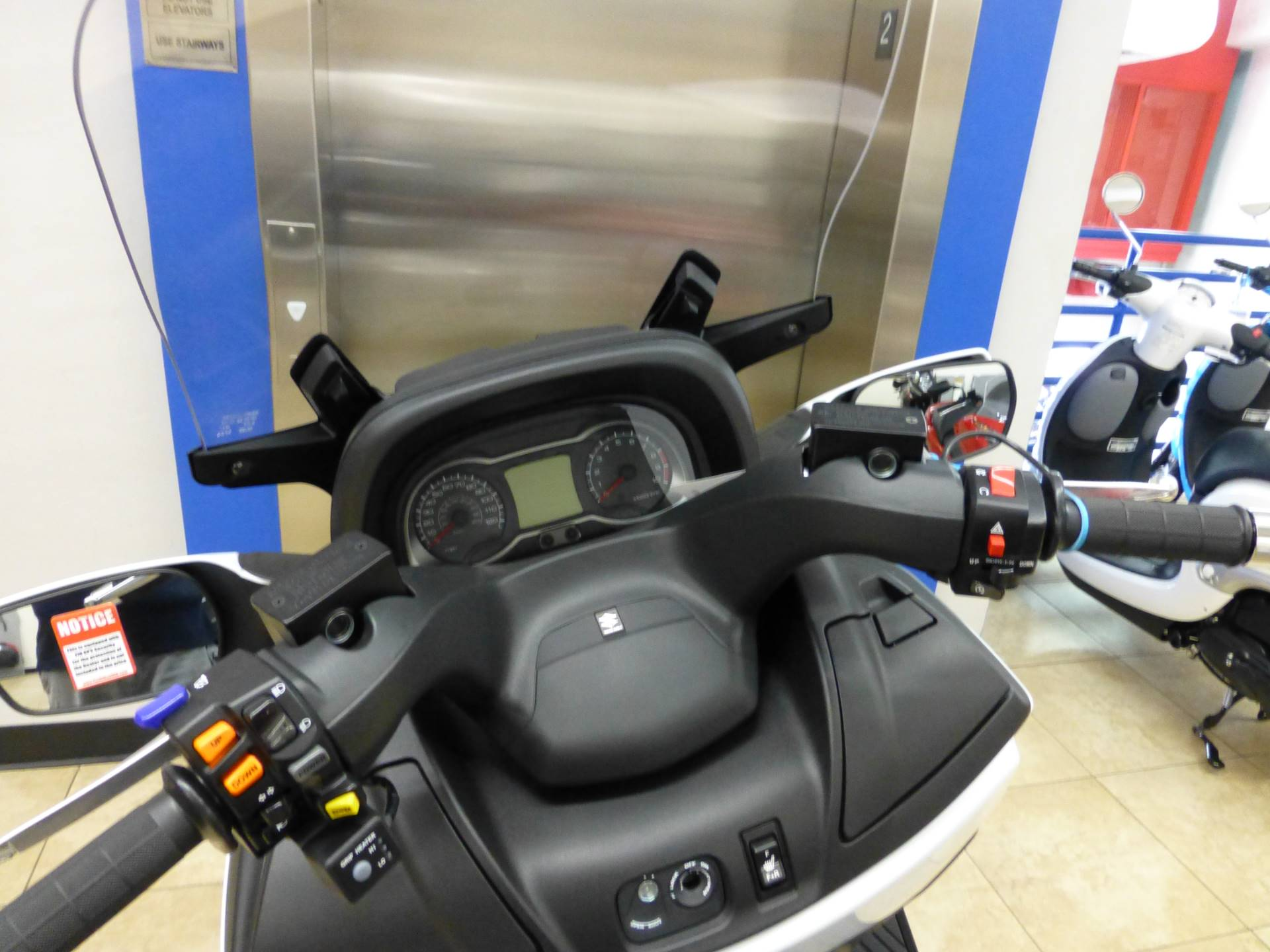 2017 Suzuki Burgman 650 Executive in Pompano Beach, Florida