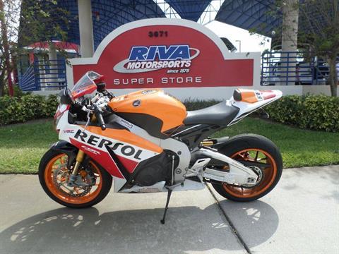 2015 Honda CBR®1000RR SP in Pompano Beach, Florida