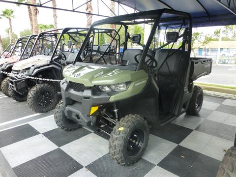 2017 Can-Am Defender HD5 in Pompano Beach, Florida