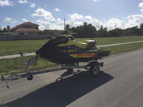 2015 Sea-Doo GTR™ 215 in Pompano Beach, Florida