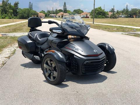 2016 Can-Am Spyder F3 Limited Special Series in Pompano Beach, Florida