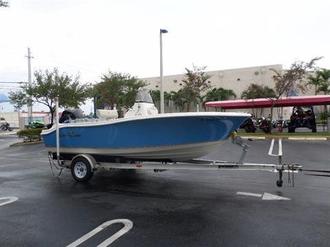 2015 NauticStar 1900XS in Pompano Beach, Florida