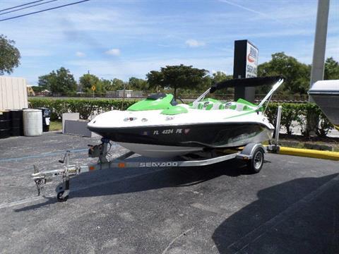 2012 Sea-Doo Sport Boats 150 Speedster in Pompano Beach, Florida
