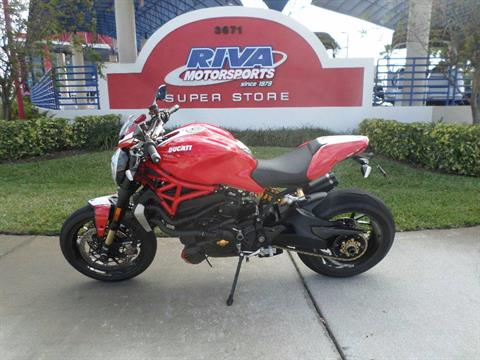 2016 Ducati Monster 1200 R in Pompano Beach, Florida