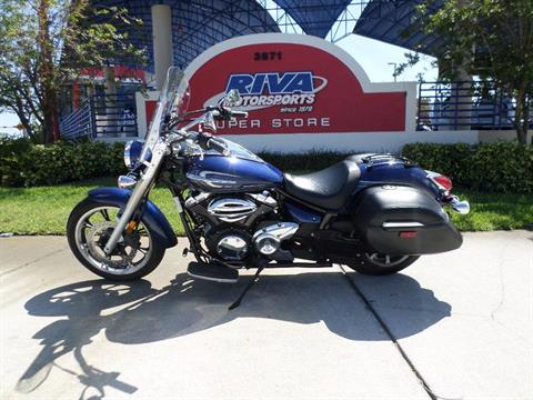 2015 Yamaha V Star 950 Tourer in Pompano Beach, Florida