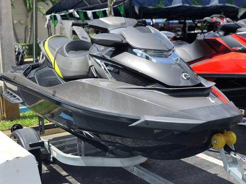 2015 Sea-Doo GTX Limited iS™ 260 in Pompano Beach, Florida
