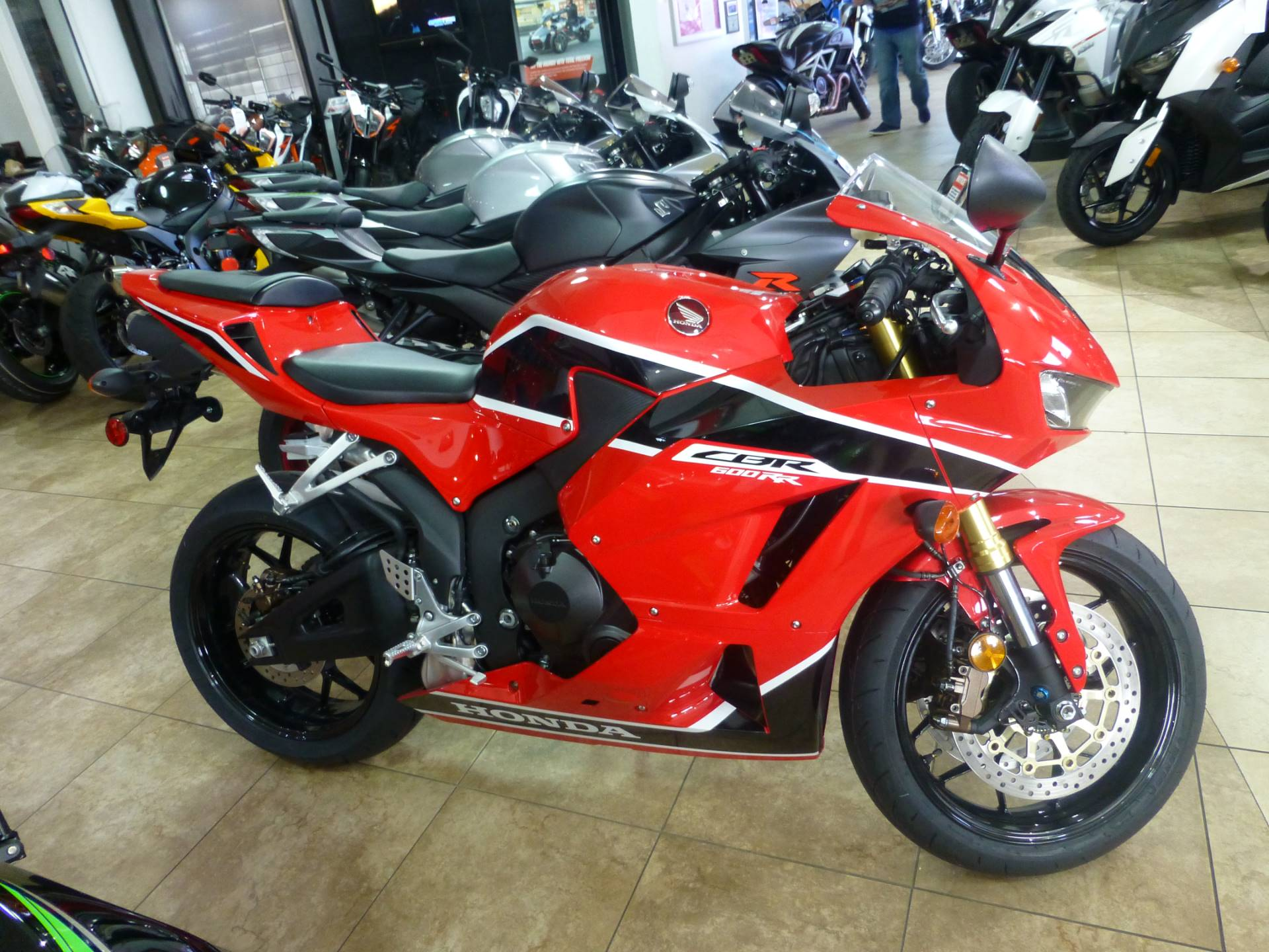 2017 Honda CBR600RR in Pompano Beach, Florida