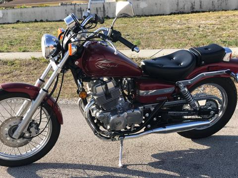 2016 Honda Rebel in Pompano Beach, Florida