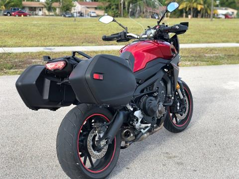 2015 Yamaha FJ-09 in Pompano Beach, Florida