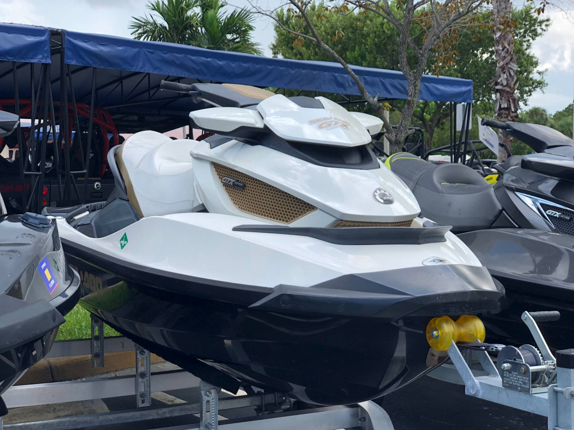 2012 Sea-Doo GTX Limited iS™ 260 in Pompano Beach, Florida