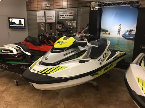 2017 Sea-Doo RXT-X 300 in Pompano Beach, Florida