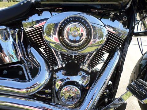 2013 Harley-Davidson Softail® Fat Boy® in Pompano Beach, Florida