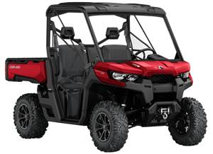 2016 Can-Am Defender XT HD10 in Pompano Beach, Florida