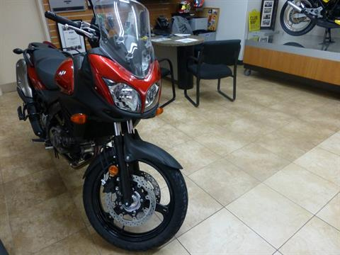 2016 Suzuki V-STROM 650 ABS in Pompano Beach, Florida