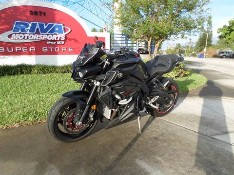 2017 Yamaha FZ-10 in Pompano Beach, Florida