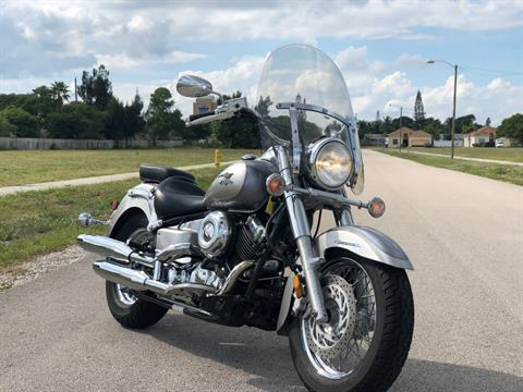 2009 Yamaha V Star 650 Classic in Pompano Beach, Florida