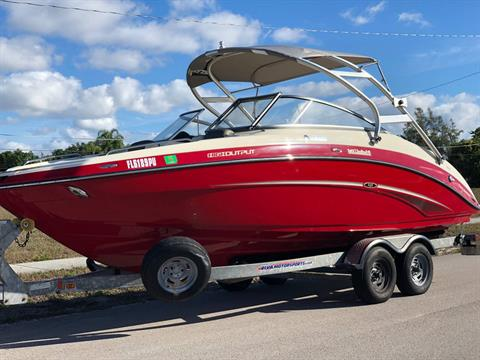 2014 Yamaha 242 Limited S in Pompano Beach, Florida