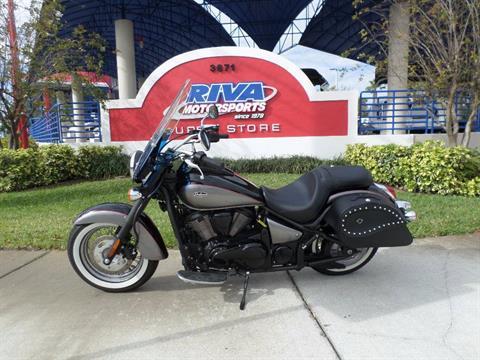 2014 Kawasaki Vulcan® 900 Classic in Pompano Beach, Florida