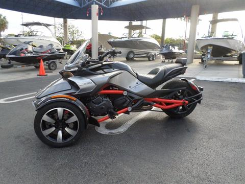 2015 Can-Am Spyder® F3-S SE6 in Pompano Beach, Florida