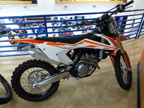 2017 KTM 250 SX-F in Pompano Beach, Florida