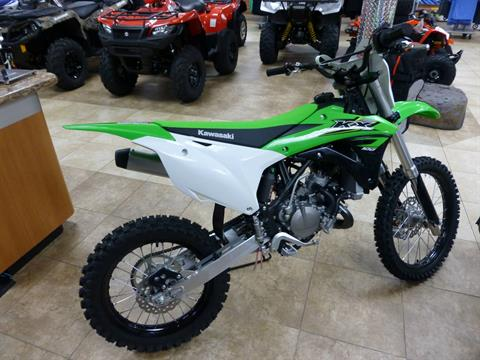 2017 Kawasaki KX100 in Pompano Beach, Florida