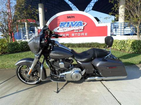 2015 Harley-Davidson Street Glide® Special in Pompano Beach, Florida
