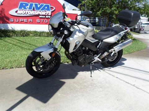2013 BMW F 800 R in Pompano Beach, Florida
