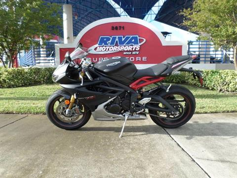2017 Triumph Daytona 675 R ABS in Pompano Beach, Florida