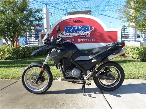 2016 BMW G 650 GS in Pompano Beach, Florida