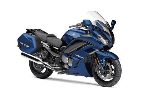 2018 Yamaha FJR1300ES in Pompano Beach, Florida