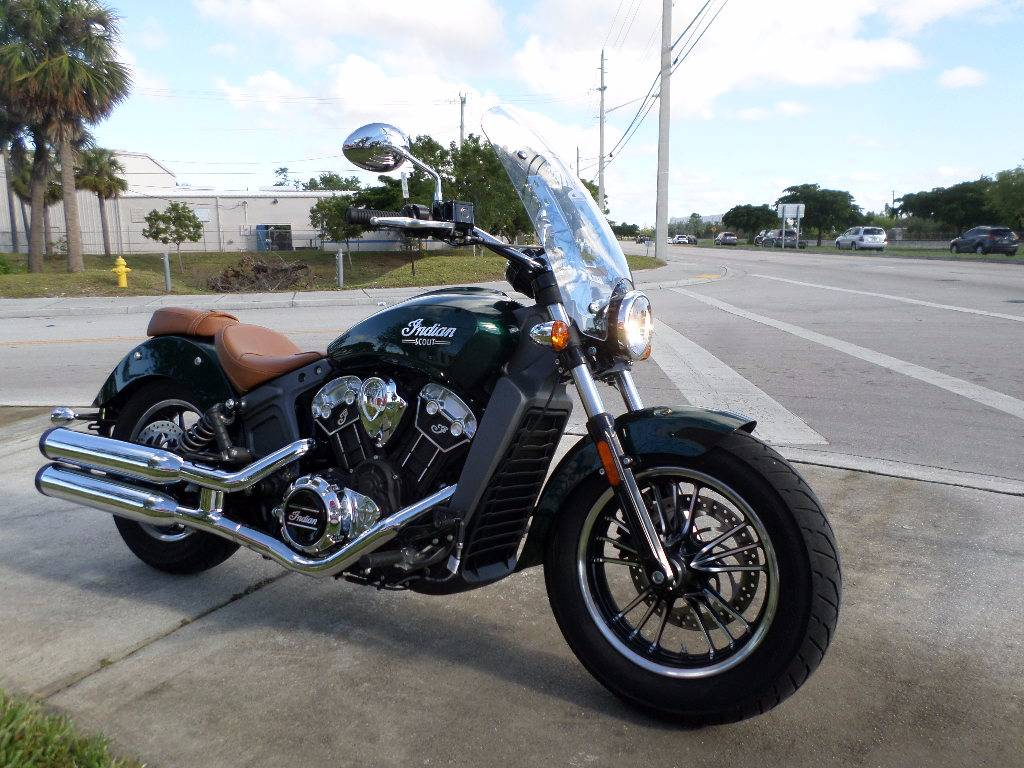 2018 Indian Scout® in Pompano Beach, Florida
